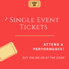 Single Event Tickets